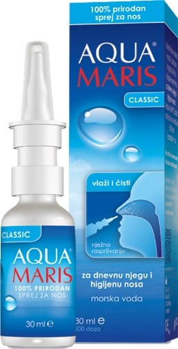 AQUA MARIS CLASSIC nasal spray