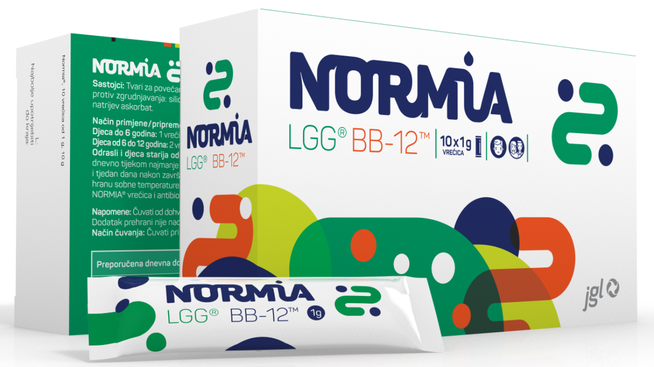 NORMIA capsules
