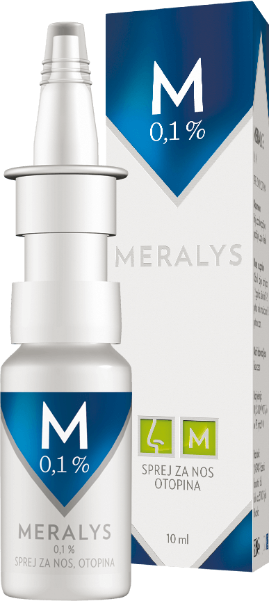MERALYS 1 mg / ml nasal spray