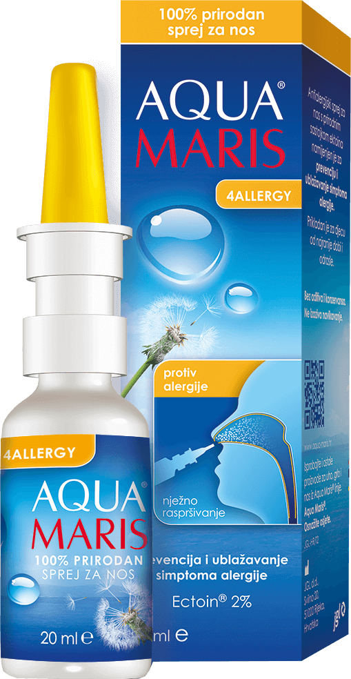 AQUA MARIS 4Allergy (ectoin) nasal spray