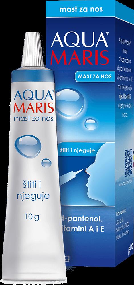 AQUA MARIS nasal ointment