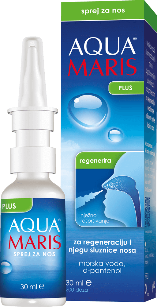 AQUA MARIS PLUS nasal spray