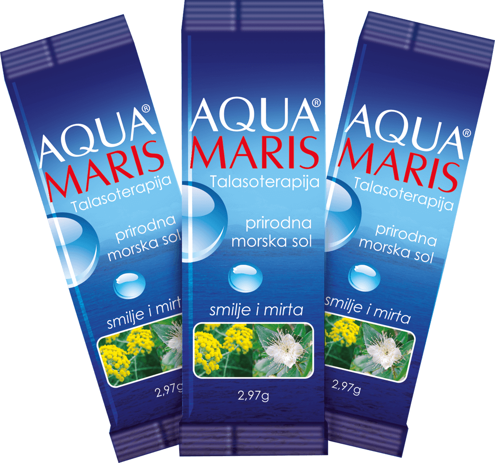 AQUA MARIS TALASO bags of essential oil