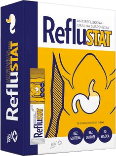 REFLUSTAT oral suspension