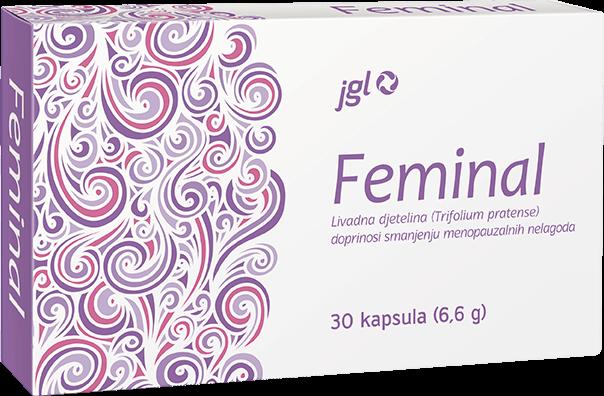 FEMINAL, kapsule